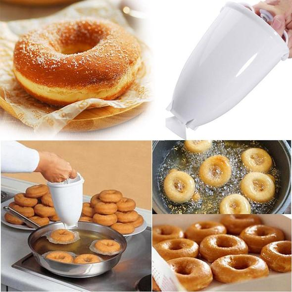 One-Push Donut Maker
