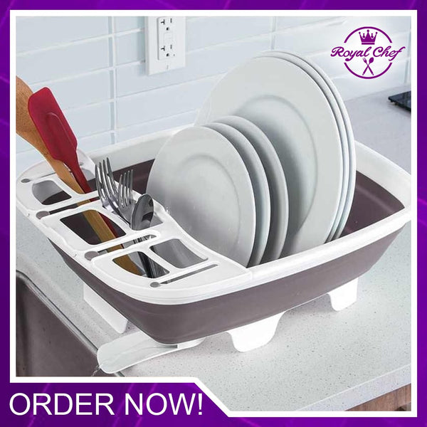 Royal Dish - Collapsible Dish Drainer