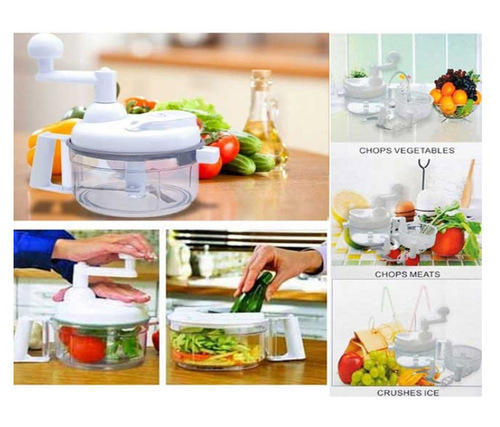 QuickChop™ Manual Food Processor