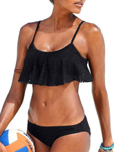 Load image into Gallery viewer, Sxey Push Up Plain Bikini For Women