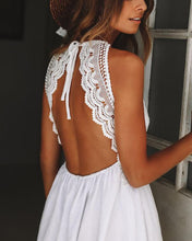 Load image into Gallery viewer, Open Back Lace Lace Openwork Lace Skirt