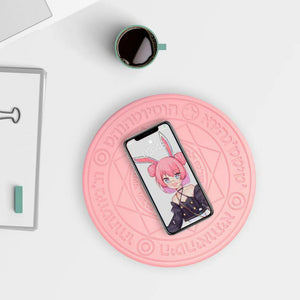 Universal Qi Wireless Fast Charger Magic Array Wireless Charger 10W