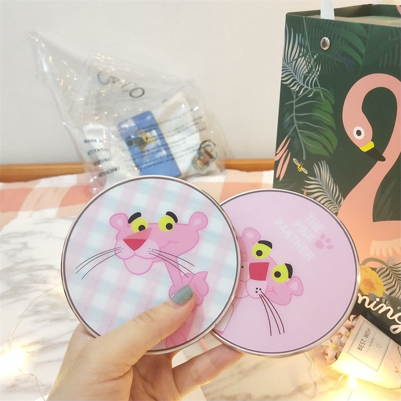 The Pink Panther Wireless Charger