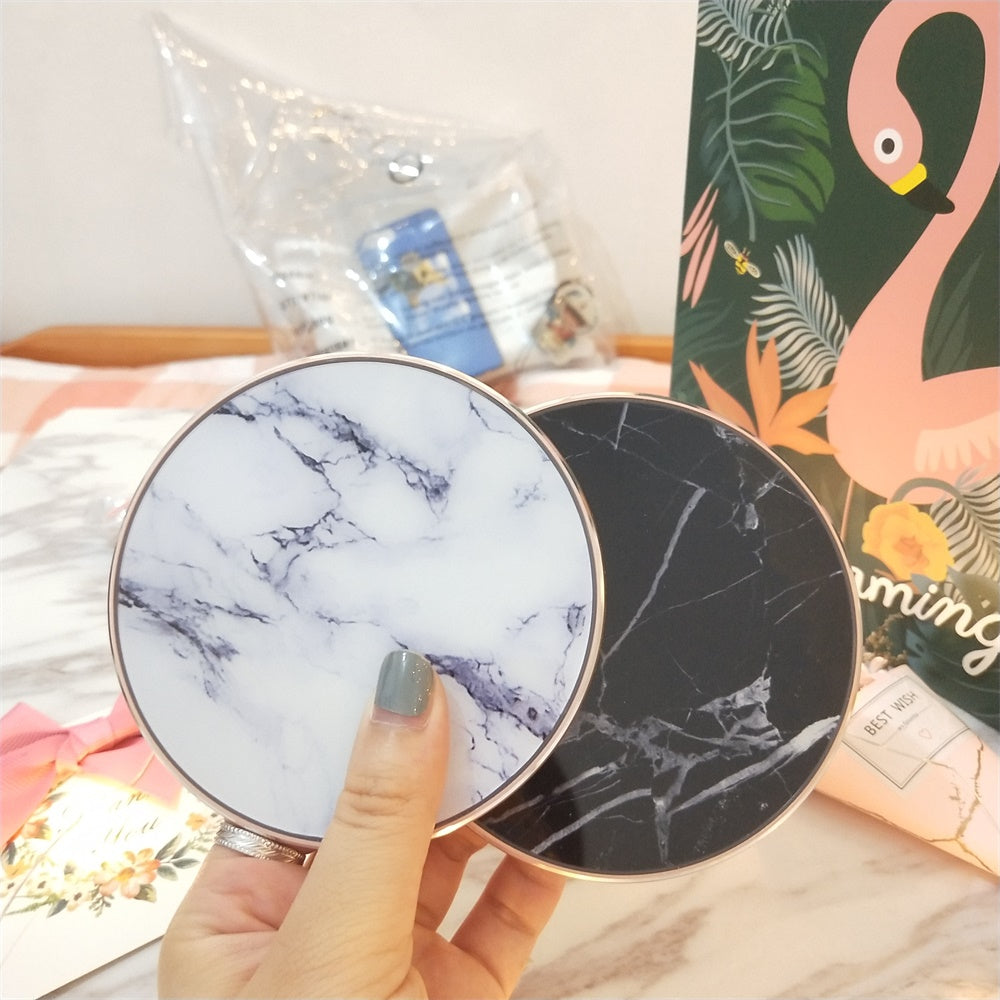 Marble pattern Wireless Charger