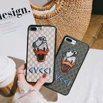 Donald Duck Phone Case for iPhone