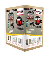 Easy Fix 17m² NBS Combibox