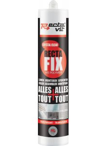 Rectafix Alles + Alles Transparant 290ml