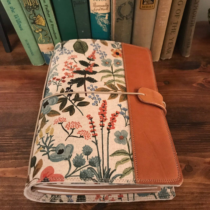 Herb Garden Cedar Journal
