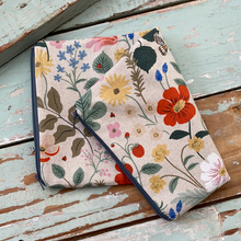 Load image into Gallery viewer, Double Zipper Pouch Journal Insert