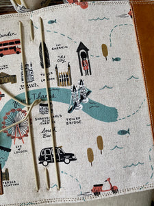 City Maps LONDON Cedar Journal