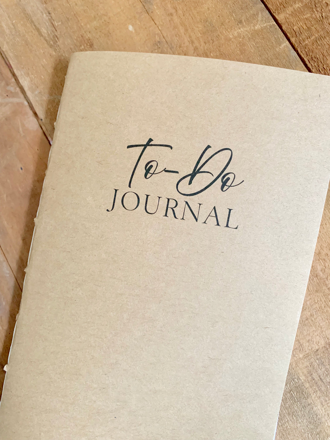 To-do/Notes Journal Insert