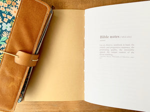 Bible Journal Inserts
