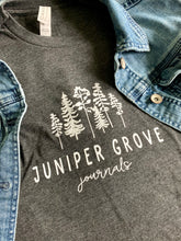 Load image into Gallery viewer, Juniper T-shirt Grey
