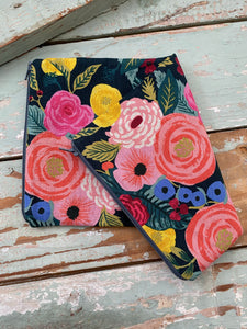 Double Zipper Pouch Journal Insert
