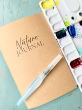 Load image into Gallery viewer, Nature Notebook Journal Insert
