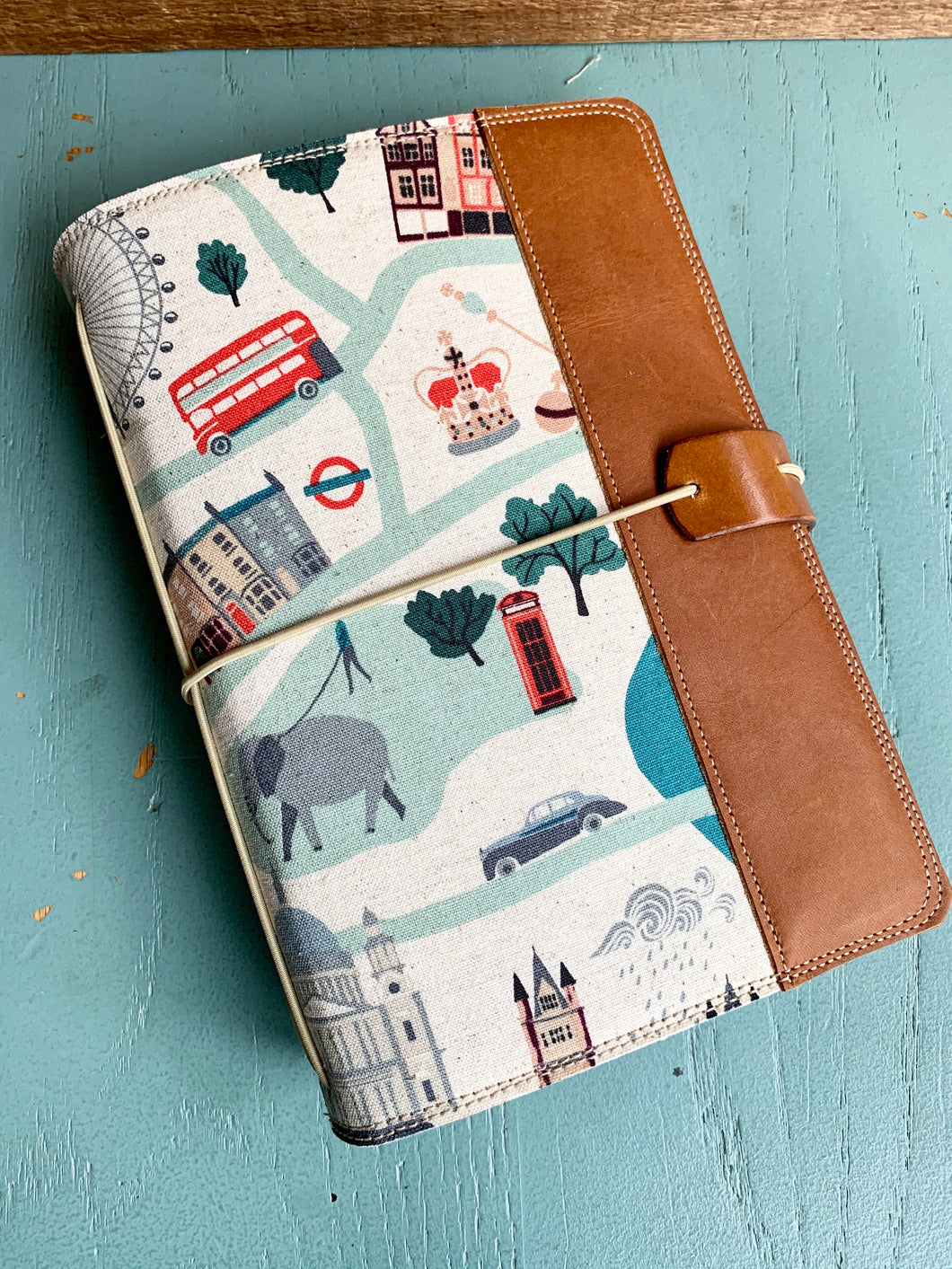 London Town Cedar Journal