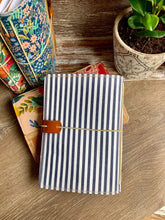 Load image into Gallery viewer, Navy Stripes in Cork