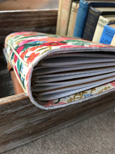 Load image into Gallery viewer, Garden Party Cedar Journal