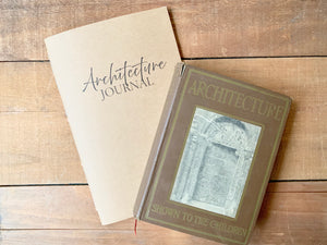 Architecture Journal Insert