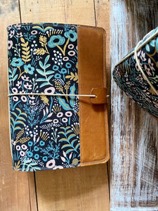 The Cedar Journal in Midnight Tapestry