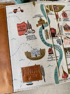 City Maps ROME Cedar Journal