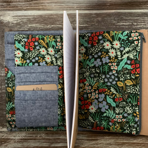 Wallet and Zipper Pouch Journal Insert