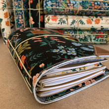 Load image into Gallery viewer, The Classic Juniper Journal in Wildflowers, Black