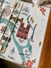 Load image into Gallery viewer, City Maps PARIS Cedar Journal