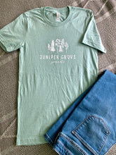 Load image into Gallery viewer, Juniper T-shirt Seafoam