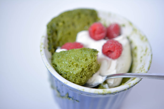 How to Make Matcha Green Tea Mug Cake?
