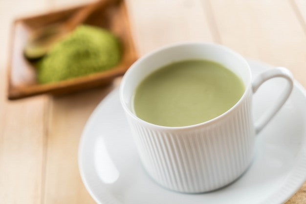 7 Amazing Health Benefits of Matcha Green Tea