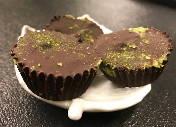 Chocolate Matcha Butter Cups Recipe