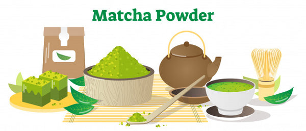 Matcha Green Tea for Summer