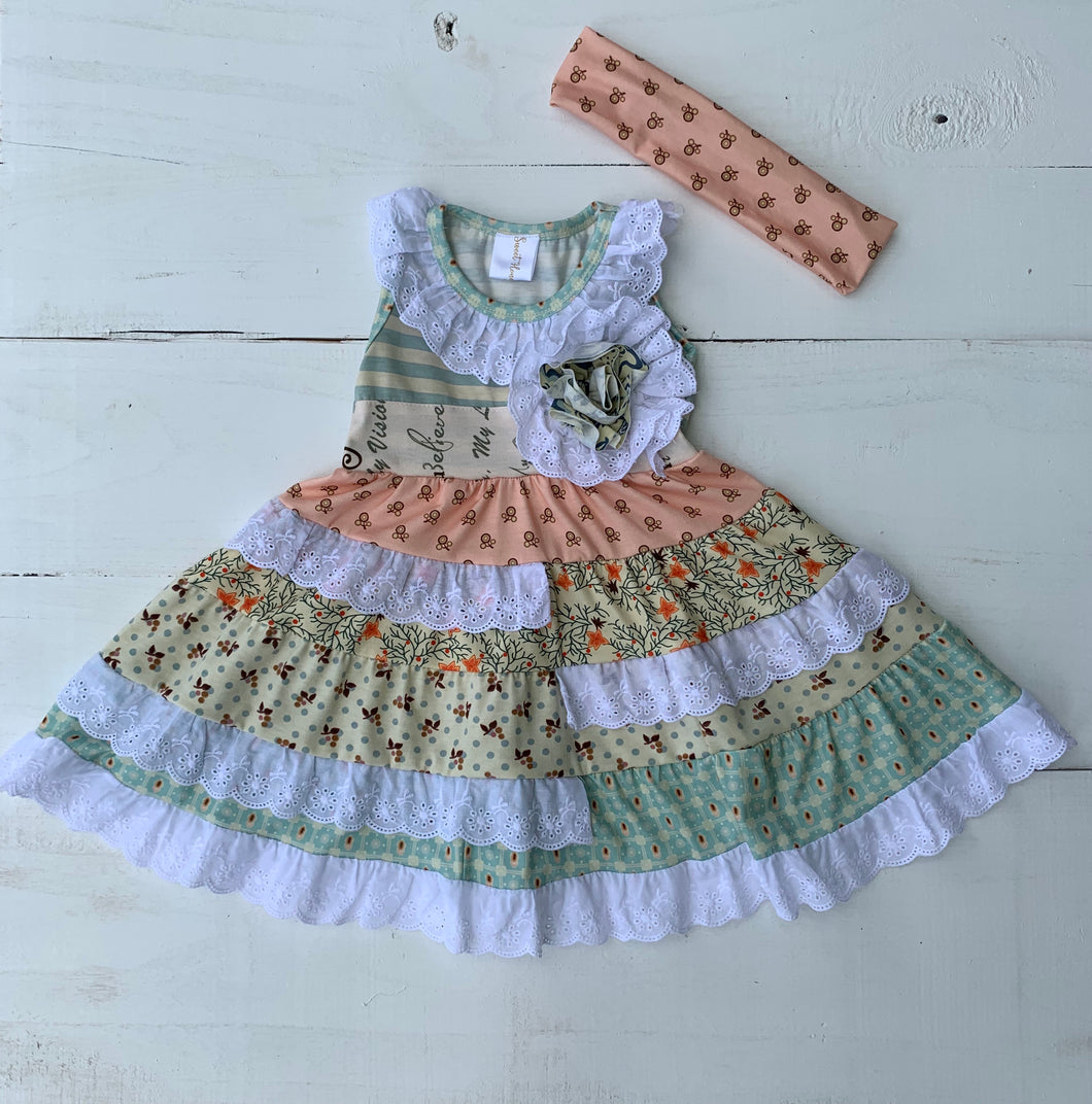Heirloom Garden Dress
