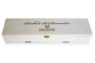 Fox Sciabola del Sommelier - Nickel Handle