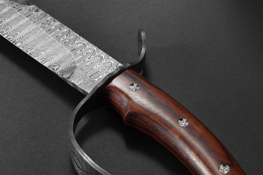 Mathusalem Damasco - Cocobolo Handle