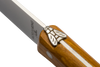 Morgan King Laguiole Sabrage Saber - Olive Wood Handle