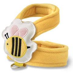 Doggles Soft Yellow Bee Dog Harness