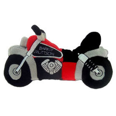 Barklet Muttson Motorcycle Dog Toy