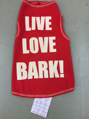 Live Love Bark Tank by I See Spot