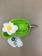 Doggles Soft Green Flower Dog Lead