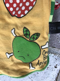 Chi WOW WOW Vintage Tee One Of A Kind Hoodie Bad Apple Small