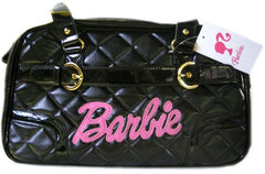 Barbie Black Patent Dog Carrier