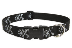 Lupine Bling Bones Dog Collar 1""
