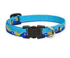 Lupine Just Ducky Dog Collar 1/2""