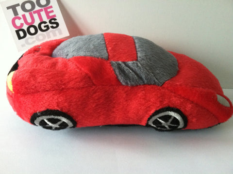 Furrari Dog Toy