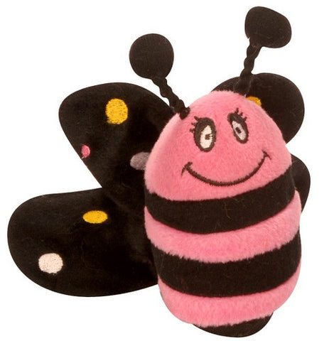 Butterfly Chew Guard Dog Toy