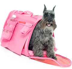 Pink Nylon Dog Carrier *LAST ONE*
