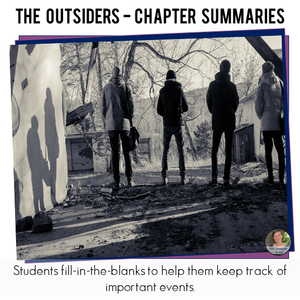 The Outsiders - Chapter Summaries