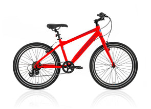20 inch boy's Univega Rover Trax24 - Red